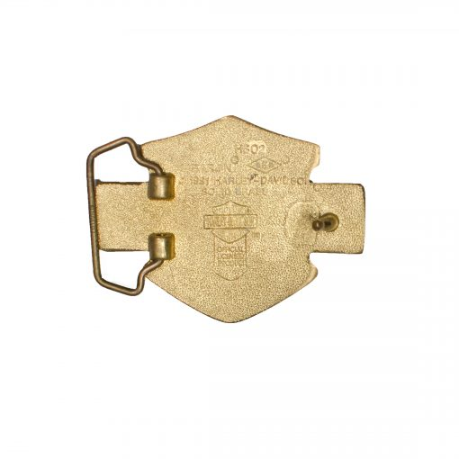 H302 Solid brass Belt Buckle