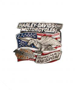 Harley Davidson Buckle H428
