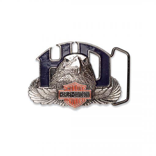 Eagle HD Harley Davidson H523 Buckle