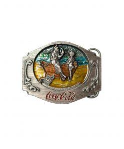 Coca Cola Belt Buckle