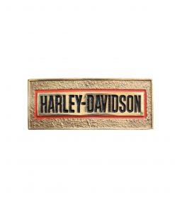 Harley Davidson Buckle H705