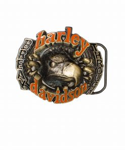Harley Davidson Break Through Eagle Buckle H427
